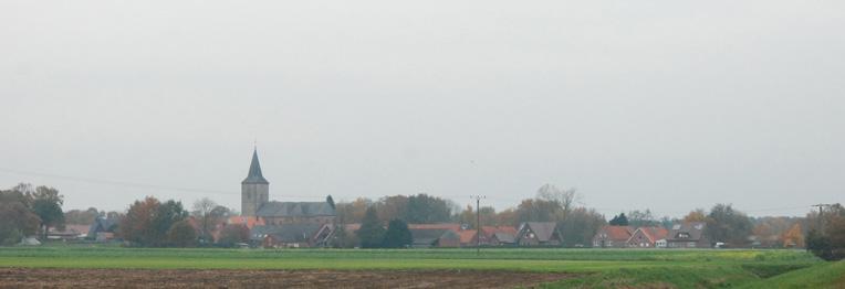 Kirche in Wesuwe
