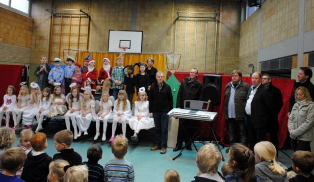 Förderverein Clemensschule Wesuwe 201213