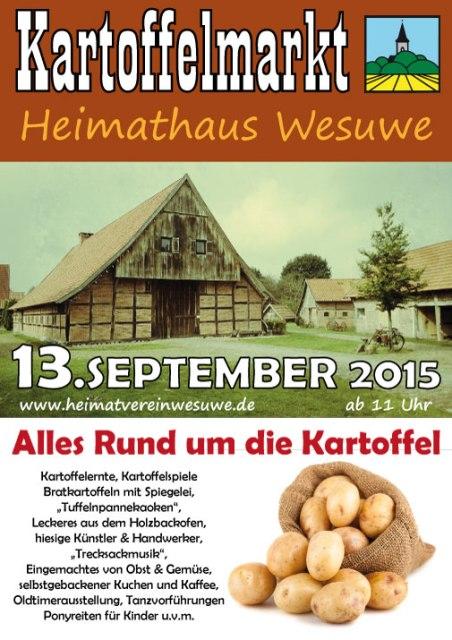 Kartoffelmarkt-Web