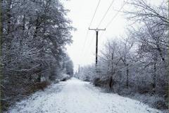 Wesuwe im Winter